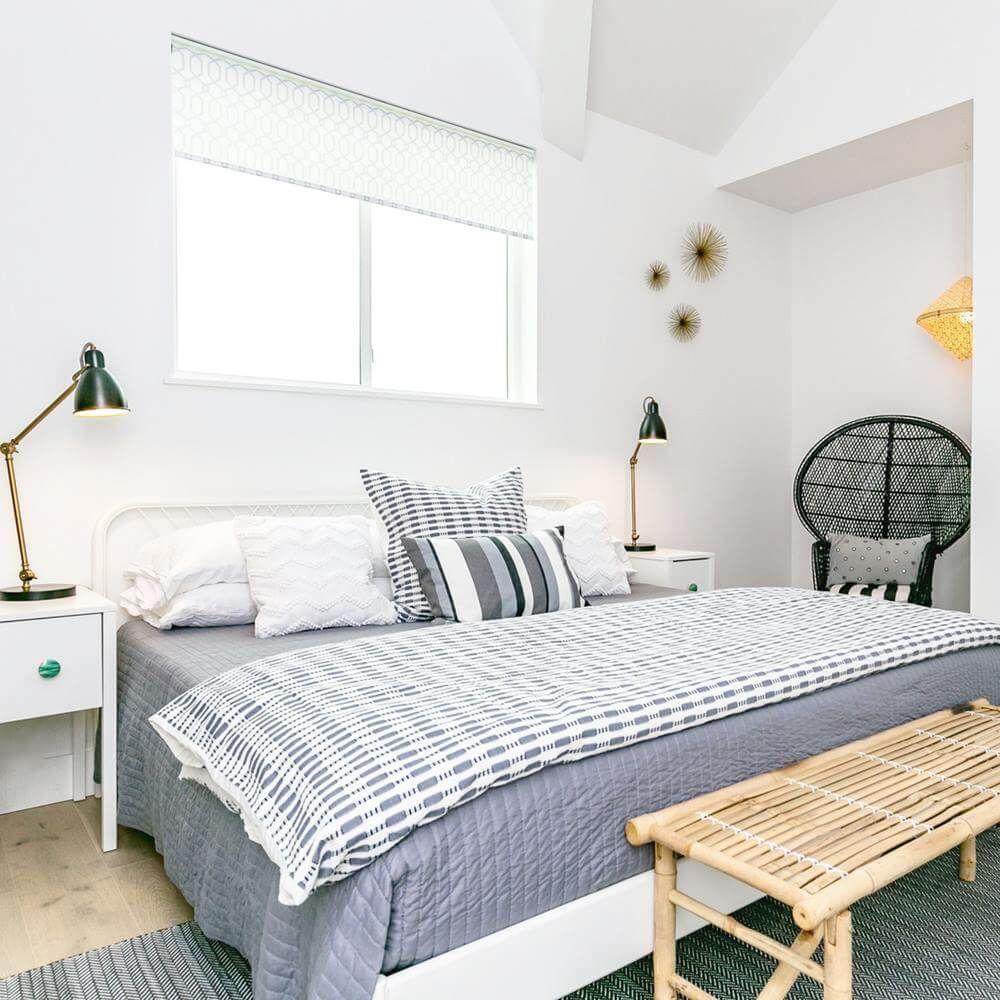 Modern Beach House Rental Port Aransas Tx Beach Bedroom Decor