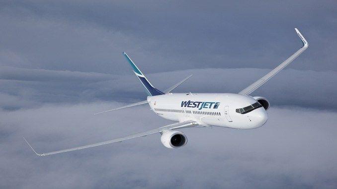 WestJet mobile boarding passes for U.S. flights Airline
