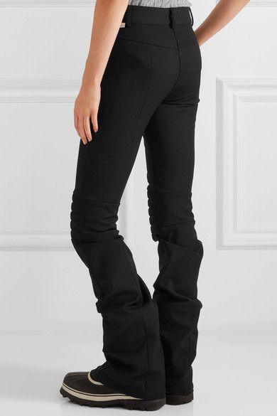 d6c60462e Moncler Grenoble - Stretch-twill Ski Pants - Black - IT44