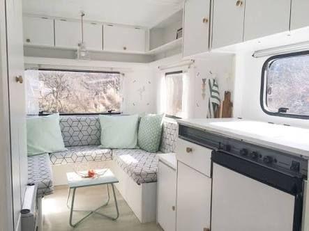 Image Result For Modern Caravan Renovation Ideas Home Caravan
