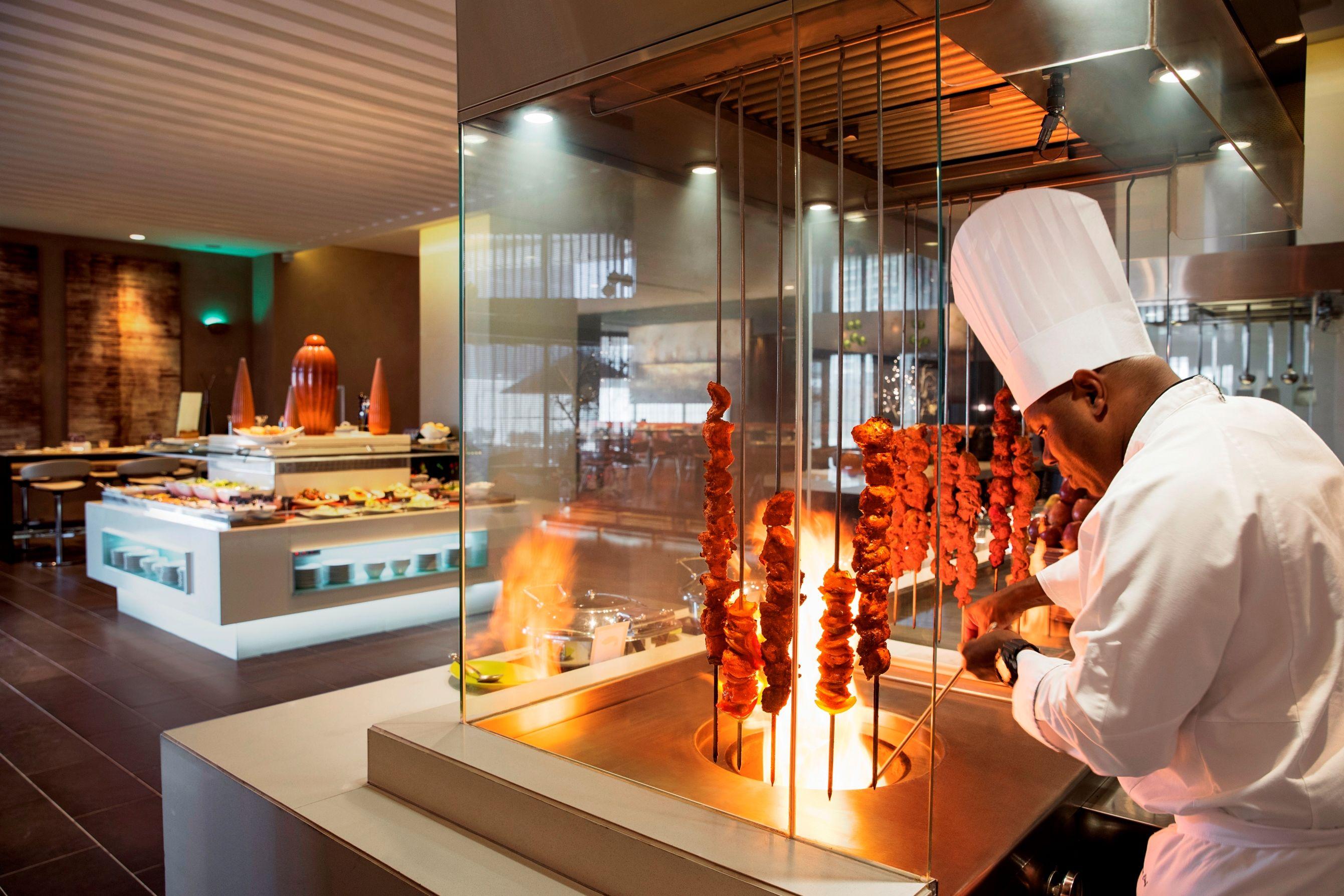 Live Cooking Restaurants Best