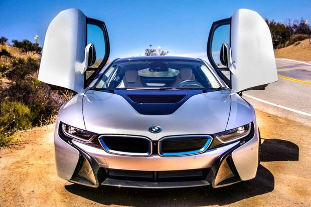 BMWs I8 Is A Carbon Fiber Bodied Sportscar With The Potential To Forever Change Way Automobiles Are Built