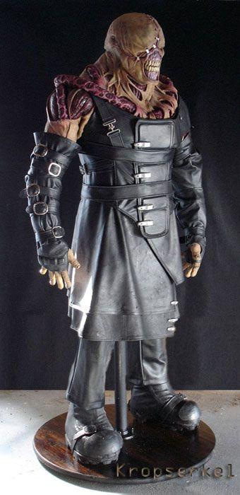 Kropserkel Resident Evil Apocalypse Nemesis Creature Costumeiles Resident Evil Resident Evil Nemesis Evil