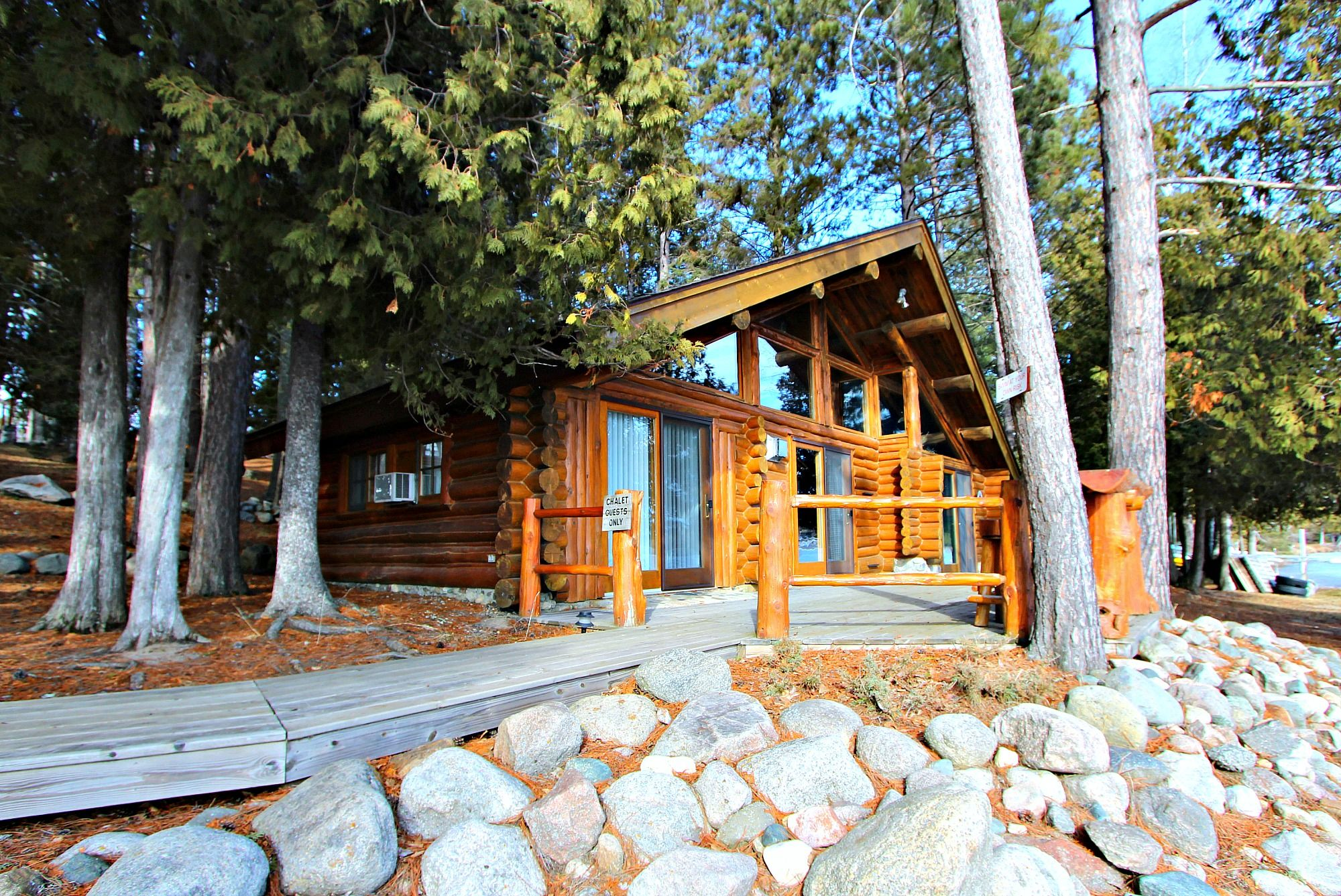 wisconsin log for mn homes cabins minnesota sale exterior in