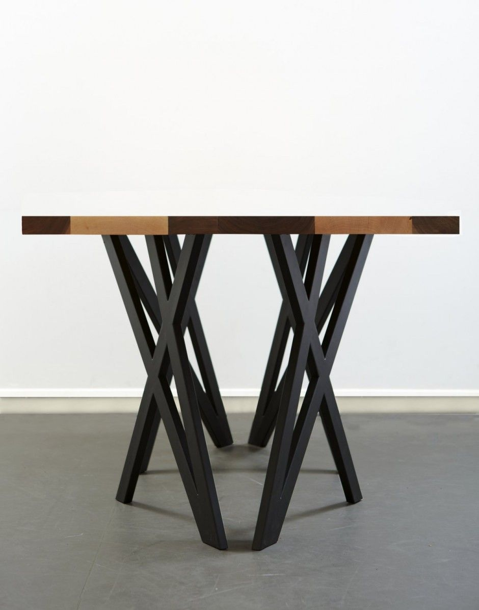 The X Table by Christopher Duffy