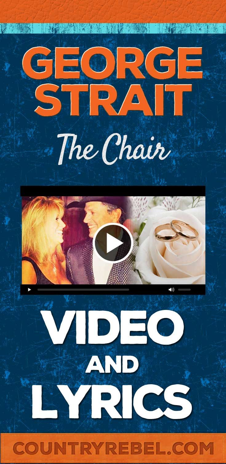 Strait The Chair (LIVE) (VIDEO) Strait music