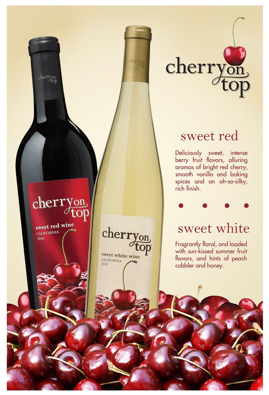 Cherry Wine Yum Cherry Wine Berry Fruit Sweet Red Wines