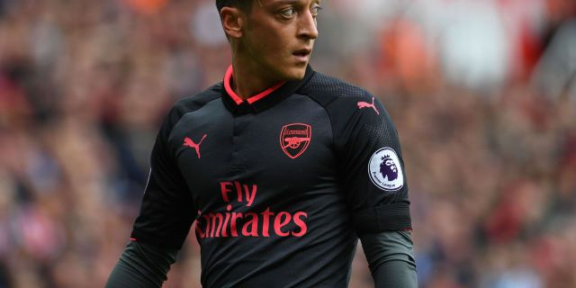 Mesut Ozil Football Star