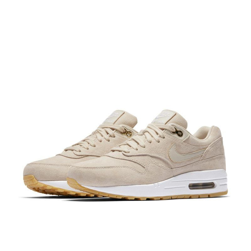 Oatmeal and Pink Uppers Take Care Of This Nike Air Max 1
