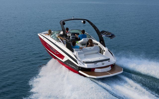 24 FasDeck Deck Boat from Regal Boats | pontoon boat | Deck