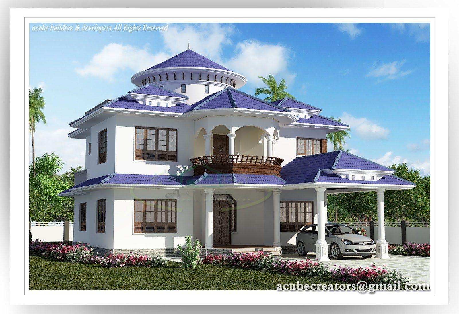 Style Story House Designs Kerala Home Design Story Home Design Story Black Hairstyle Haircuts Desain Rumah Modern Rumah Arsitektur Eksterior Rumah