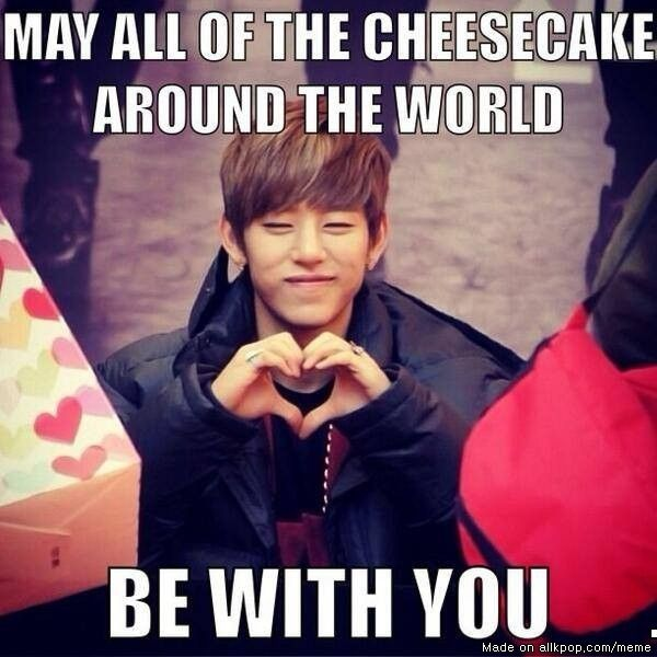 Gallery For Gt Kpop Happy Birthday Meme Happy Birthday Meme