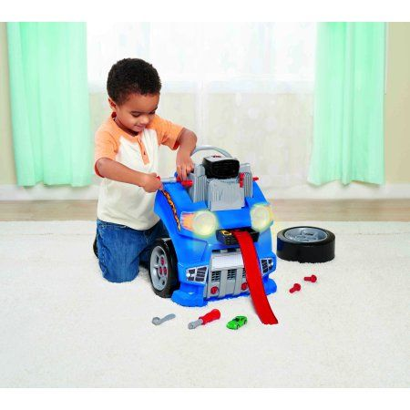 9df0226aaddfe Free Shipping on orders over $35. Buy Kid Connection Car Engine And ...
