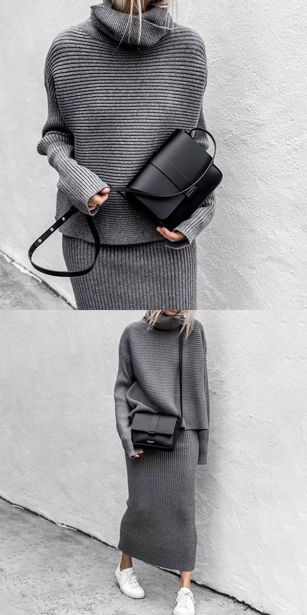 Photo of Grey Sweater