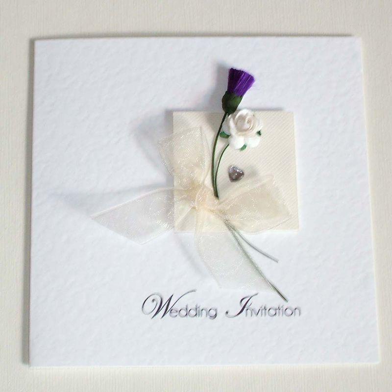 English & Scottish Dream Invitation.   wedding   Pinterest   English ...