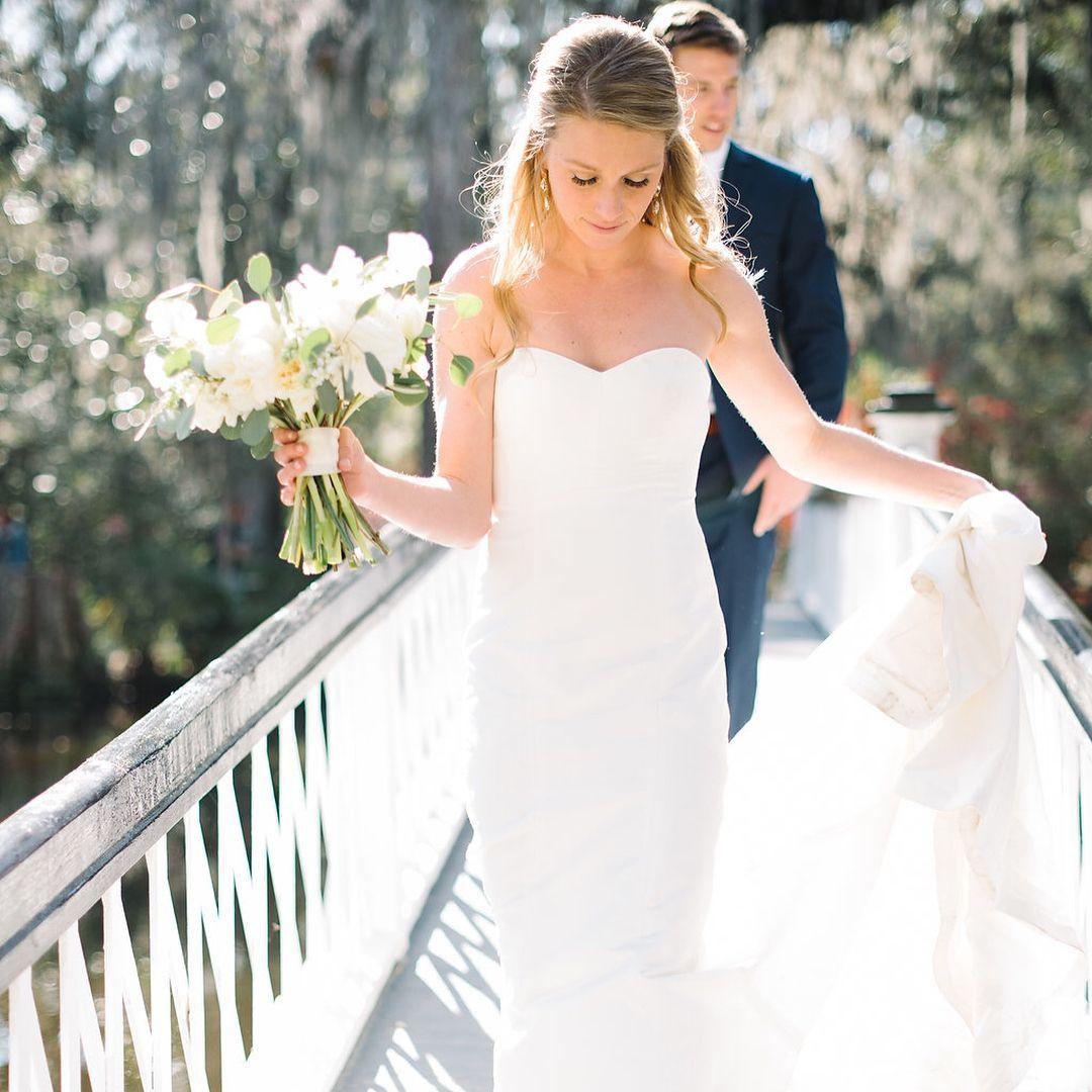 nicole miller dakota wedding dress