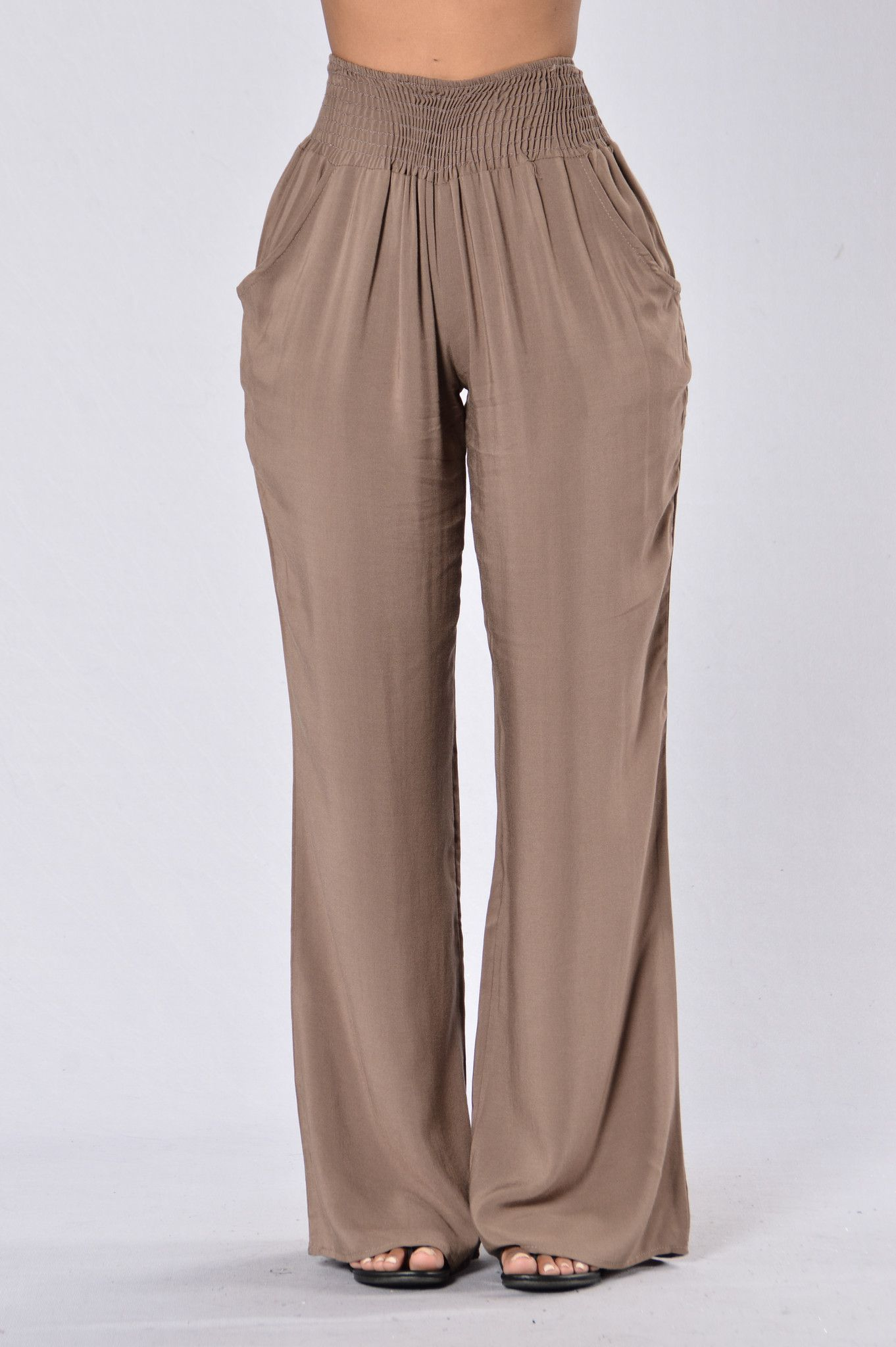 Holiday In The Sun Pants - Coco