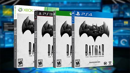 Batman - The Telltale Series Releases in August  http://www.kidzworld.com/article/30254-batman-the-telltale-series-releases-in-august