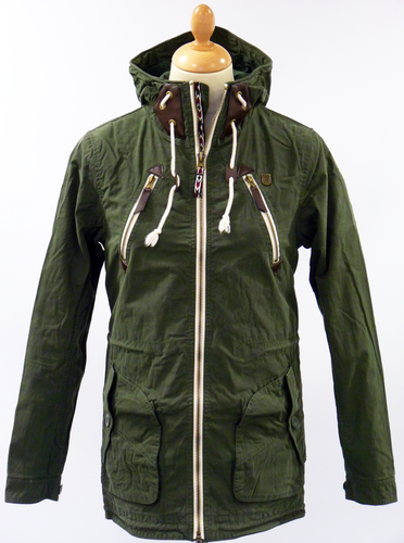 Fishtail Parka Mens Photo Album - Reikian