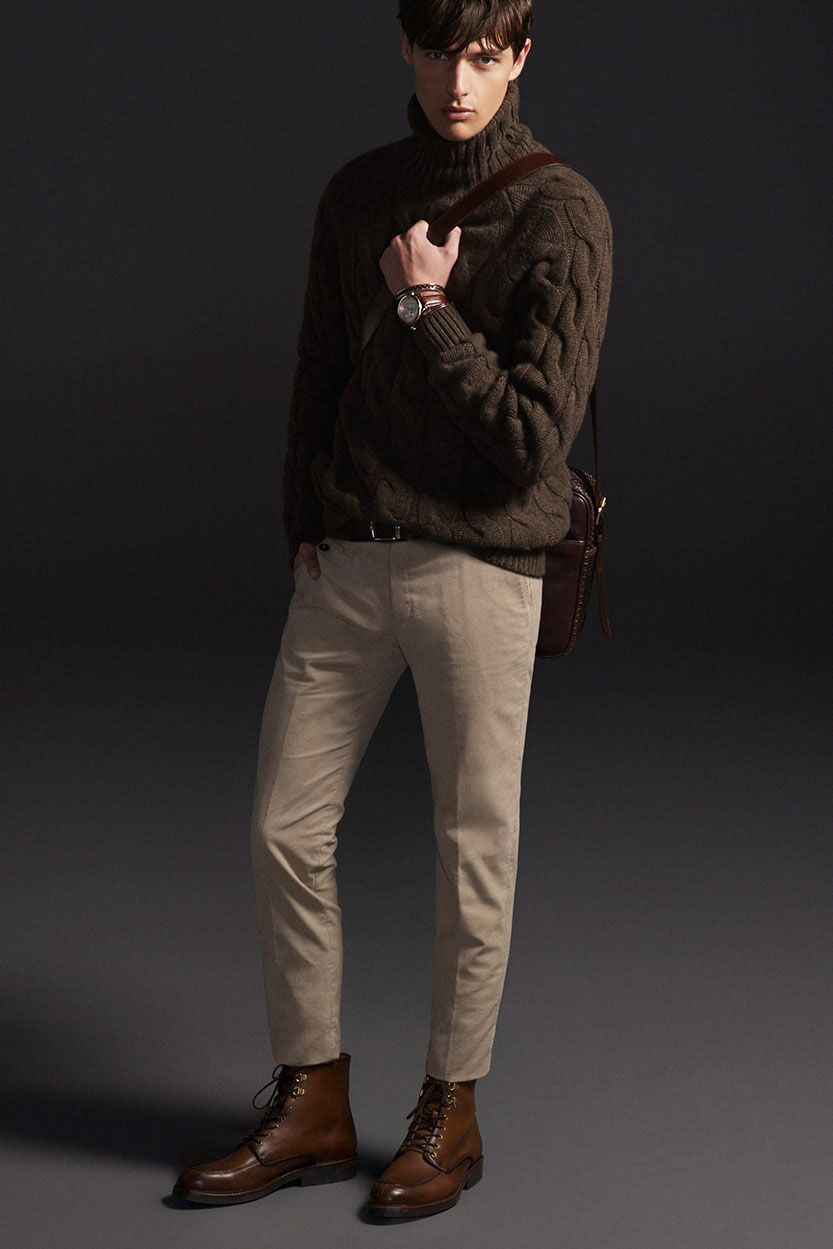 Massimo Dutti Delivers Essential Tailored Style for Fall 2015 NYC Limited Collection - Otoño Invierno 2015 #Menswear #Trends #Tendencias #Moda Hombre