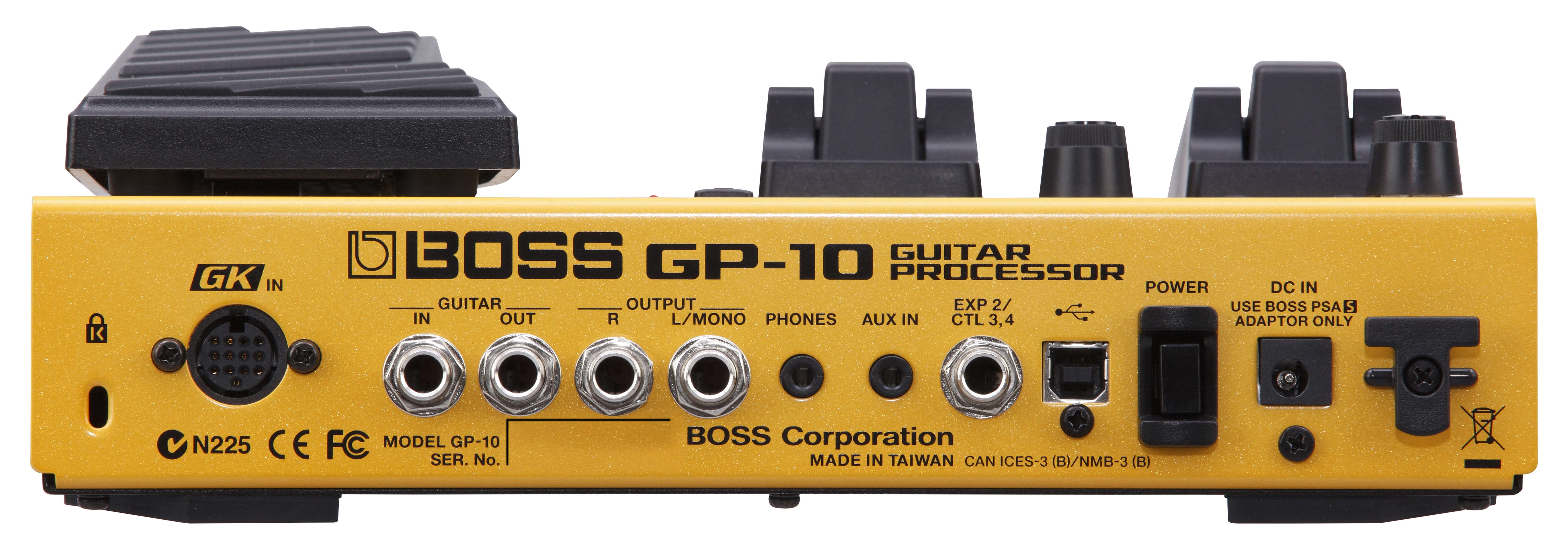 Boss GP 10 Guitar Processor With a Roland GK patible pickup on your