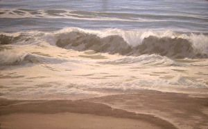 "Morning Light by Anthony Davis Pastel ~ 10"" x 16"""