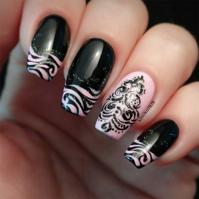 Most Interesting Nail Art Designs Hession Hairdressing