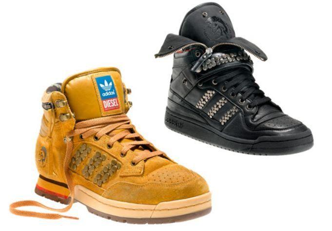 online retailer 77961 932bc adidas diesel   STeeLo   Pinterest   Sneakers, Adidas sneakers and ...