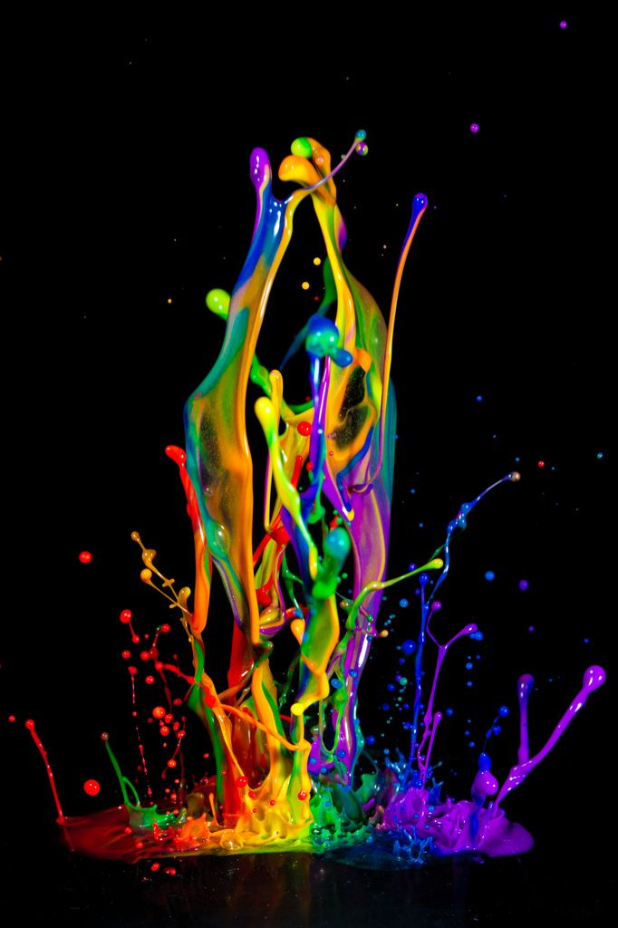 Mix And Mingle Color Of Life Rainbow Colours