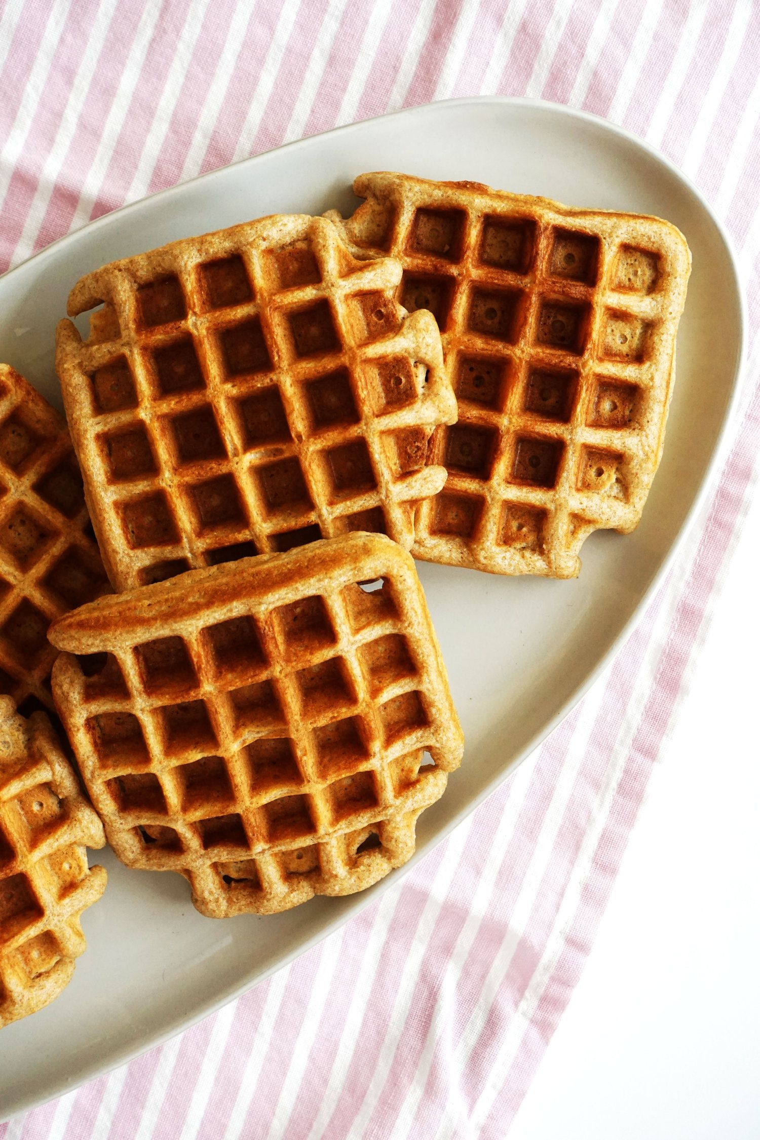 Classic Whole Wheat Buttermilk Waffles Buttermilk Waffles Waffles Waffle Iron Recipes