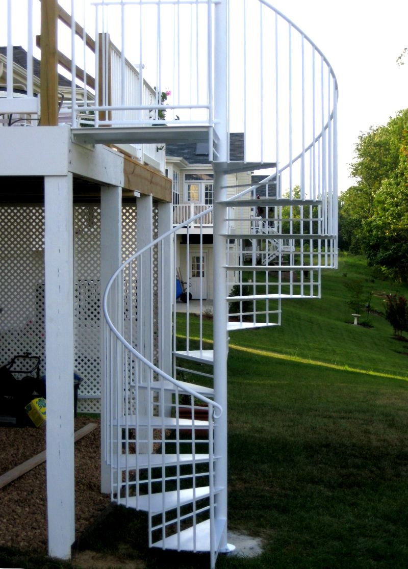Best Image Result For Stainless Steel Spiral Staircase Outdoor 400 x 300