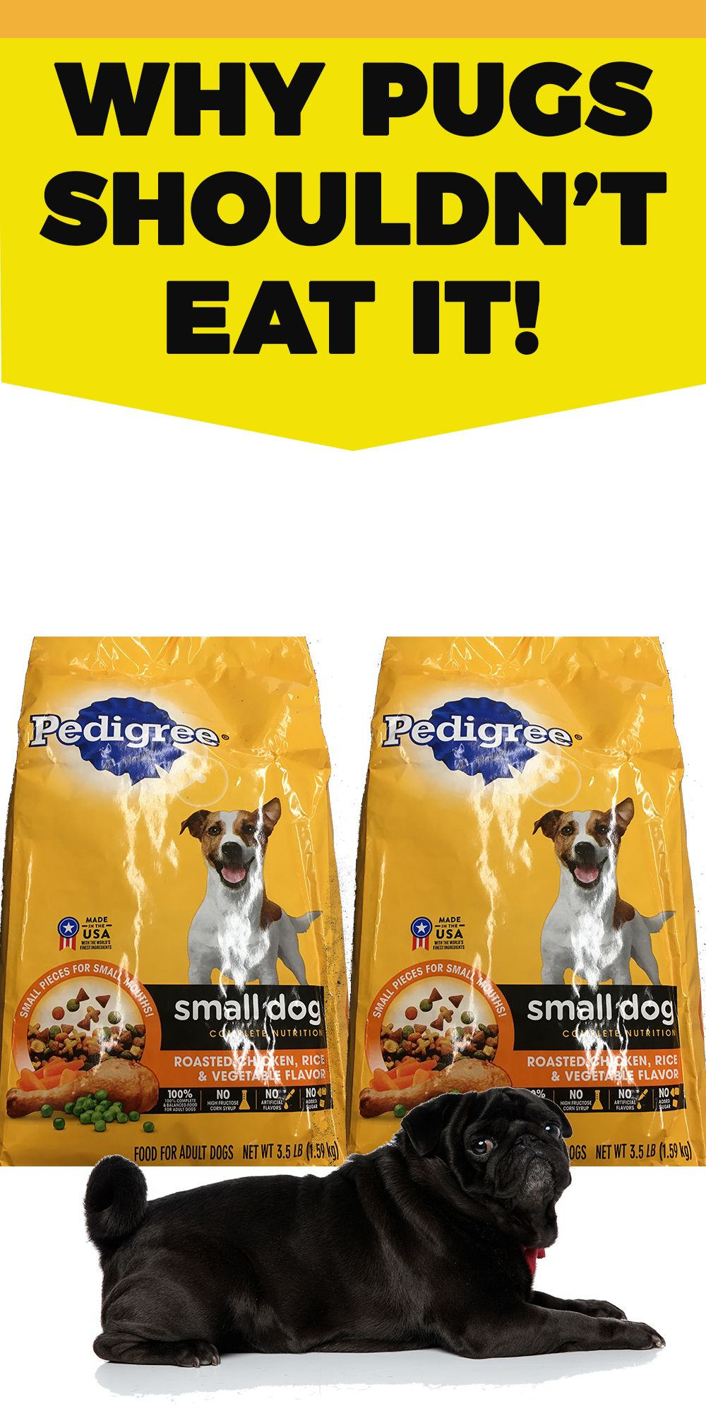 Is Pedigree Safe For Pets In 2020 Pugs Dog Vegetables Healthy Dog Food Recipes