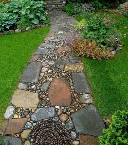 1000 Ideas About Gartenwege Anlegen On Gartenweg Garten
