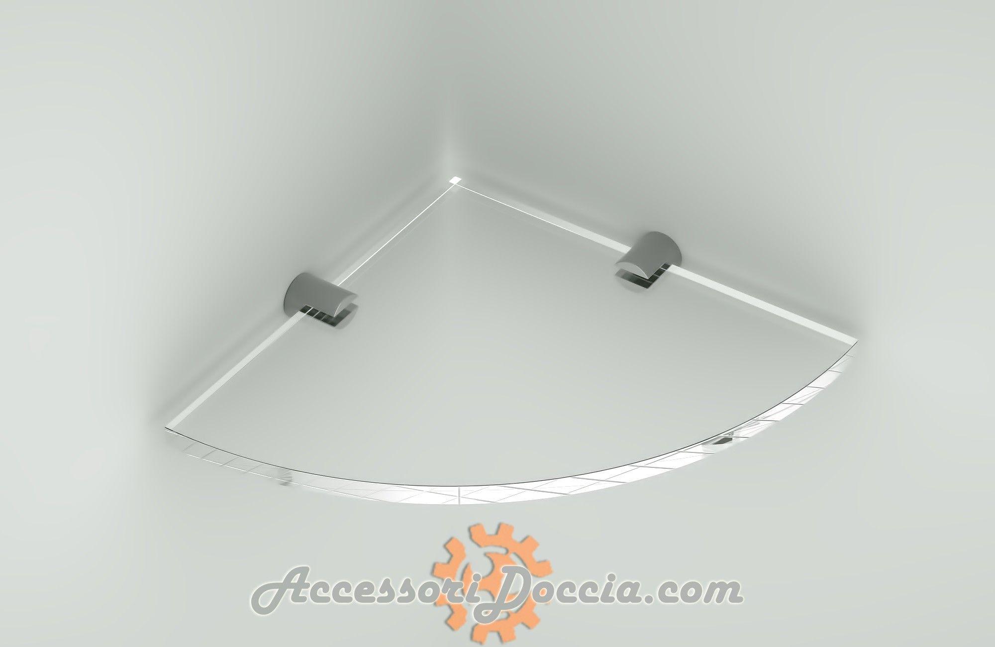 Angolare Doccia plexiglass Mensole doccia, Angoli e Mensole