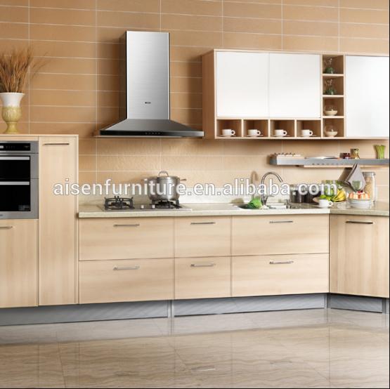 Luxury White European Kitchen Cabinet Solid Wood Alibaba Kitchen