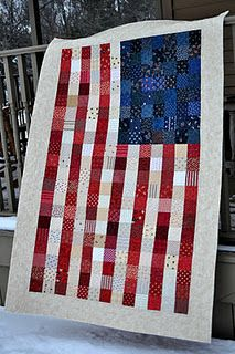 Found this beauty at htt;://pdeanfamilyblog.blogspot.com/2012/01 ... : american flag quilts for sale - Adamdwight.com