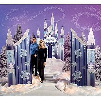 our exclusive ice castle kit will set the scene for any winter