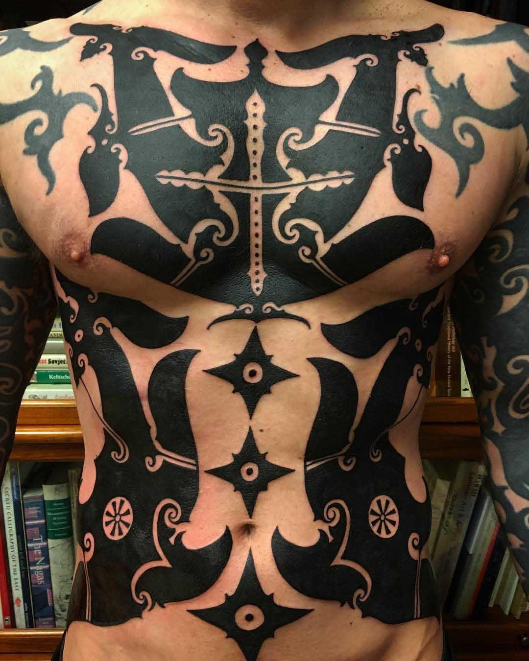Piercing ideas men  Blackwork Tattoo  Blackwork Tattoo and Sea tattoo