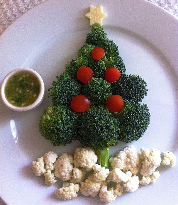 Antipasti Di Natale Vegetariano.Christmas Vegetarian Recipes Antipastiveloci It Pinzimonio Di