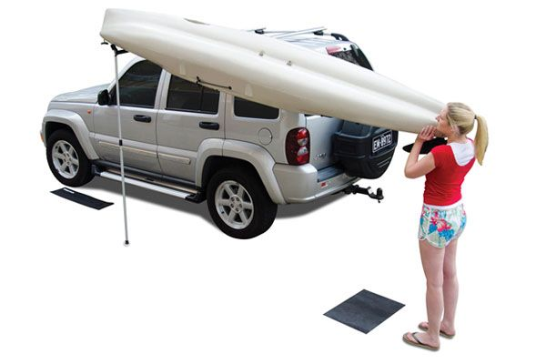 Rhino Rack Rhino Rack Universal Side Loader Roofing Diy Roofing Roof Architecture
