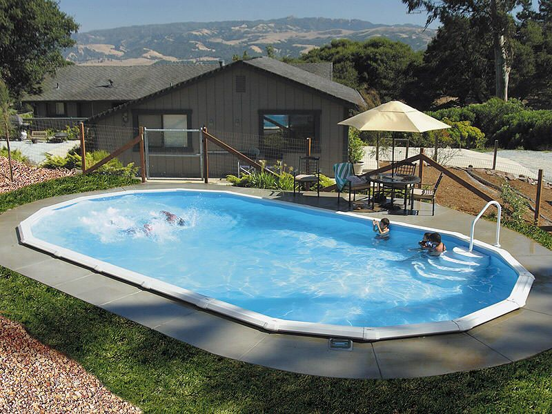 Get an inground for thousand less with a Doughboy Pool! | Pool stuff ...