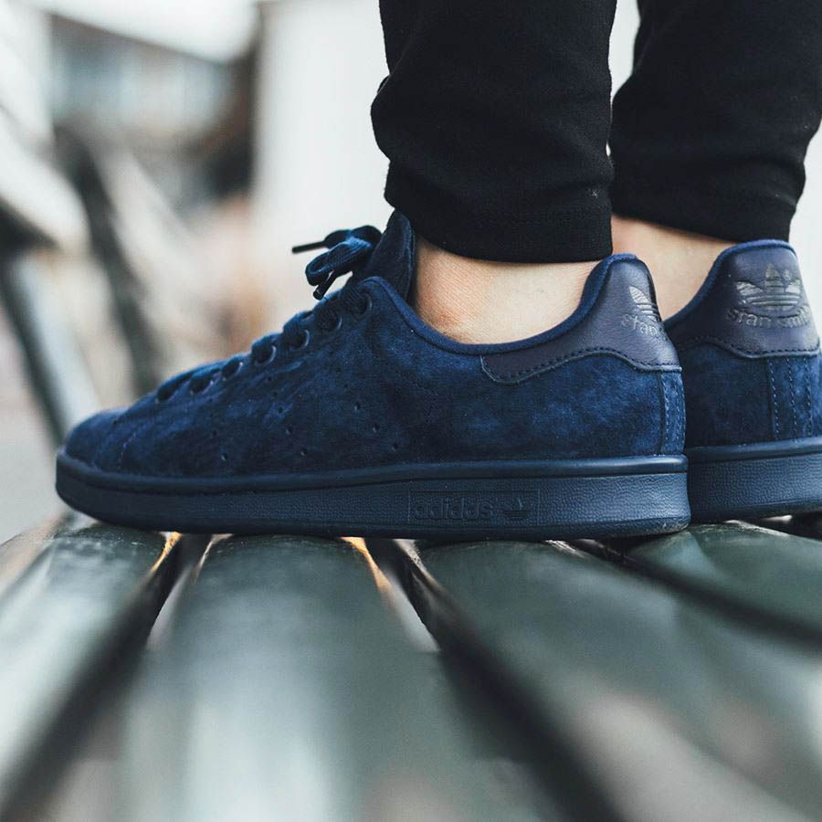 adidas stan smith night indigo