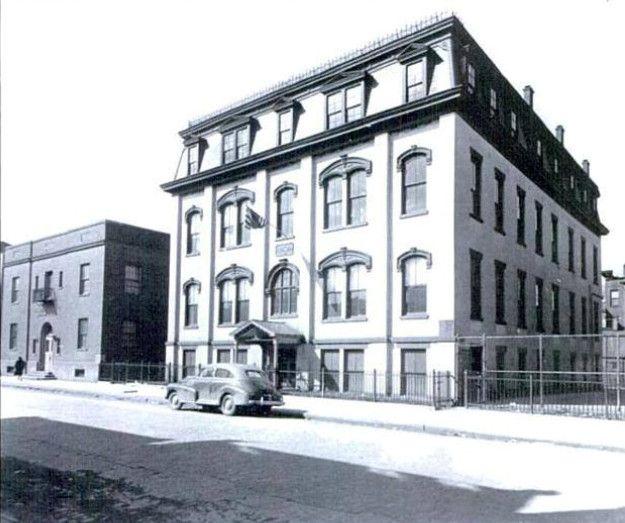 Lasalle Institute School 4th Street Troy New York Troy Ny Troy