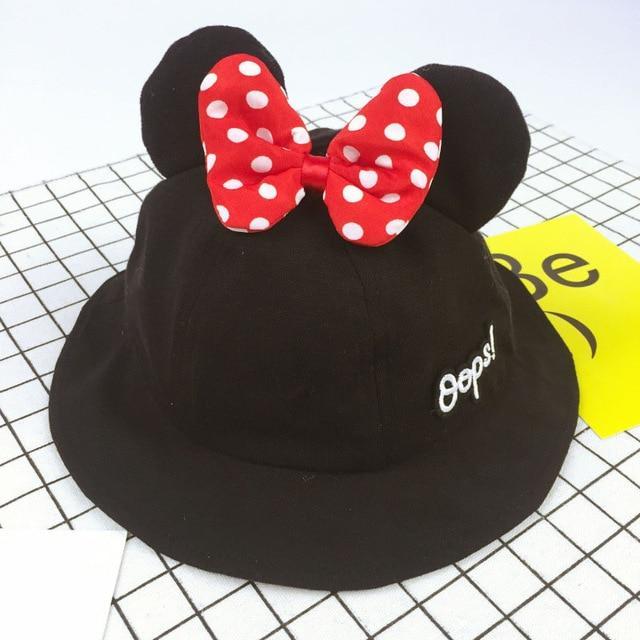 b7c462652badad Hot Mickey ear hats children snapback Caps baseball Cap. | bag ideas ...