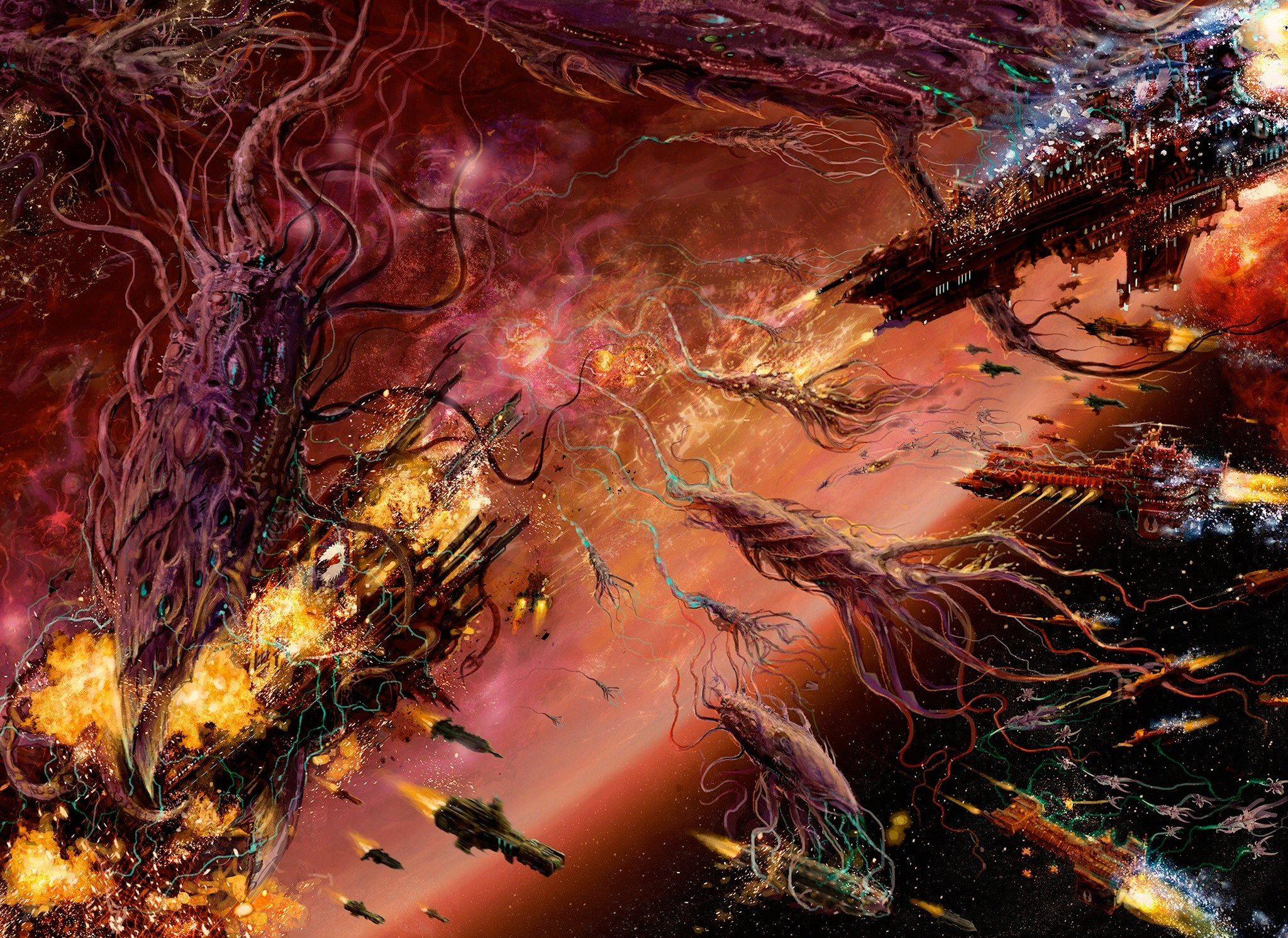 40k 30k Imperial Wallpapers Album On Imgur Warhammer 40k Tyranids Warhammer Warhammer 40k