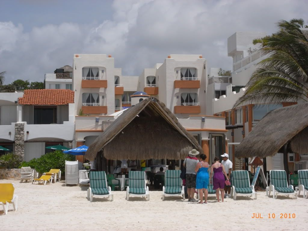 The Playa Maya Hotel We Ve Stayed There Twice It S Right On