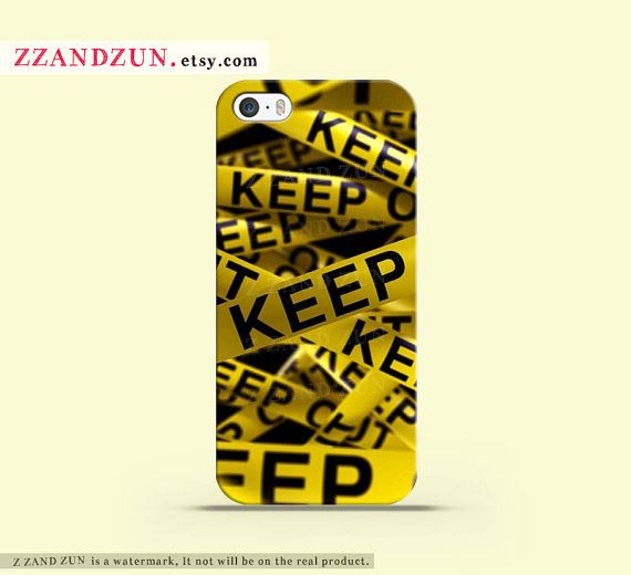 Keep Caution iPhone 5 case iPhone 4s case iphone 5s case Galaxy S4 S3 Cover personalized phone case luxury iphone case Hard plastic case on Etsy, ฿539.22