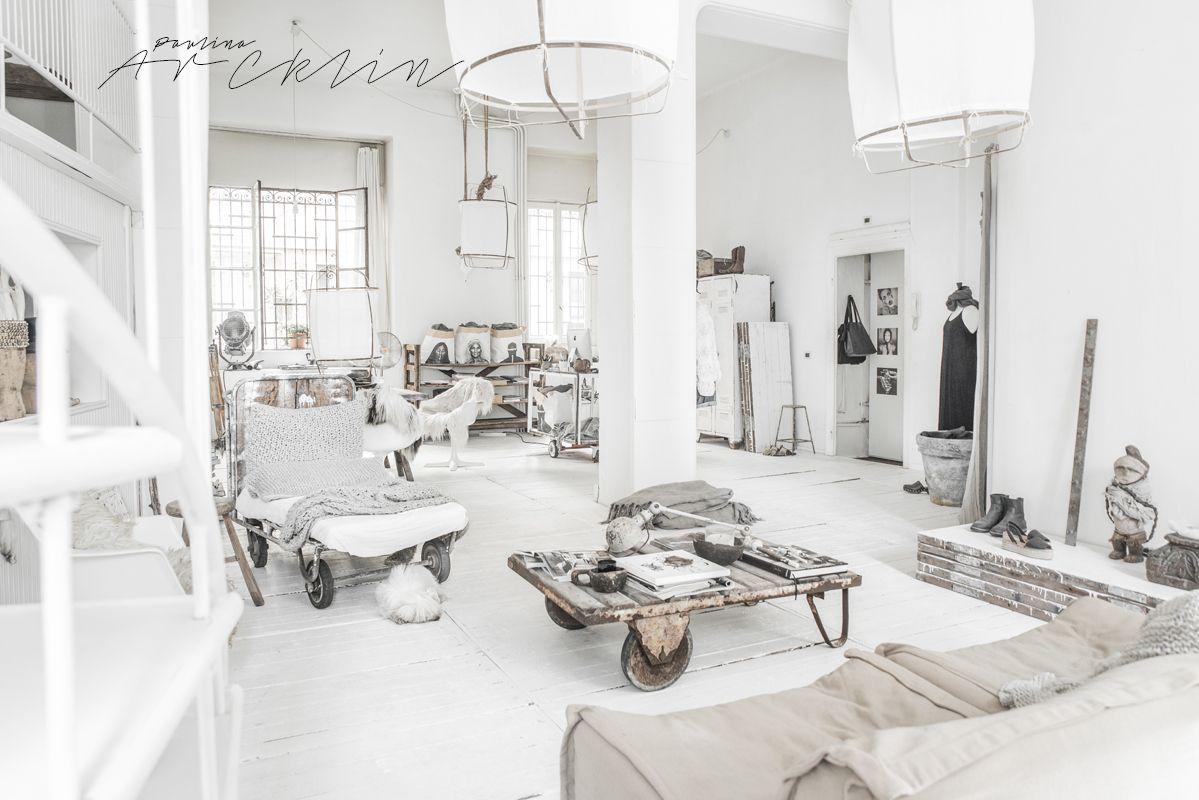 © Paulina Arcklin | Blog post: MY LOFT