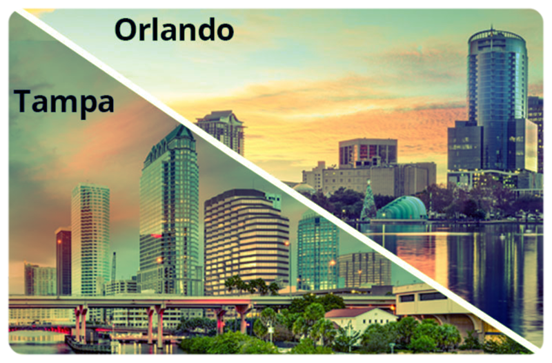 Home Prices Values 2018 Tampa Vs Miami Orlando Tampa Fl The Median Home Value In Tampa Is 216 100 Tampa Ho Tampa Homes Miami Houses Miami Orlando