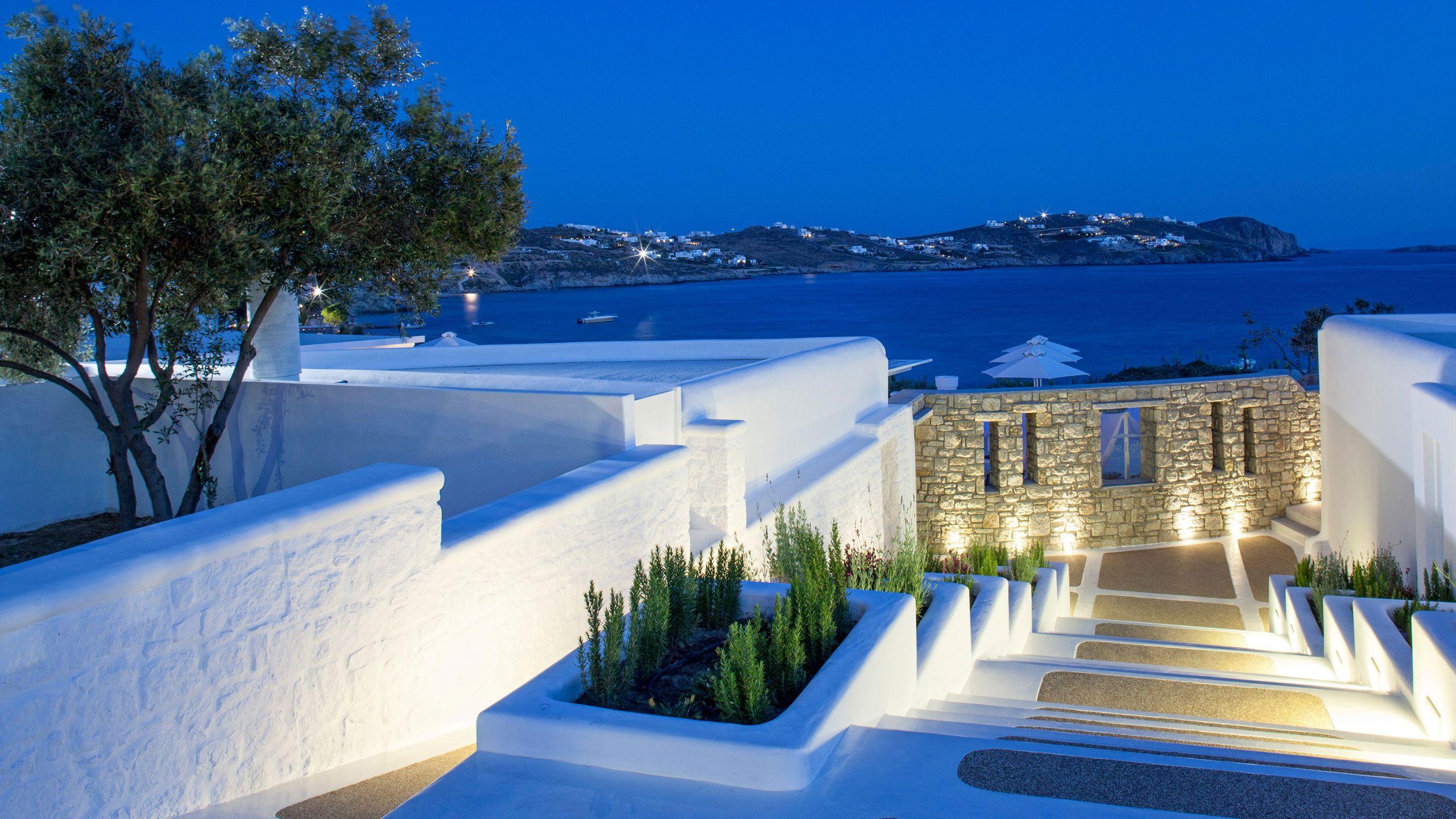 Delight Boutique Hotel In Mykonos 5 Star Luxury Hotel In Mykonos